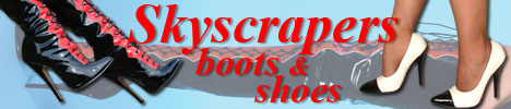 Skyscrapers Boots & Shoes Website
